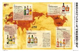 【ウイスキー入門編】世界5大ウイスキー