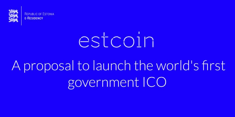 エストニアがエストコインを発行!国家初のICO!