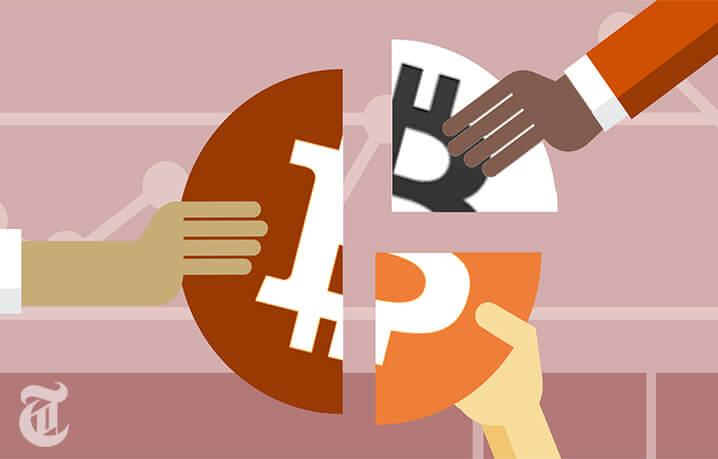 ビットコインがまた分裂する?